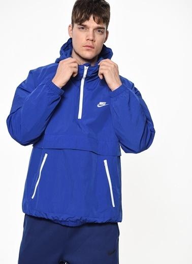 Nike Sweatshirt Lacivert